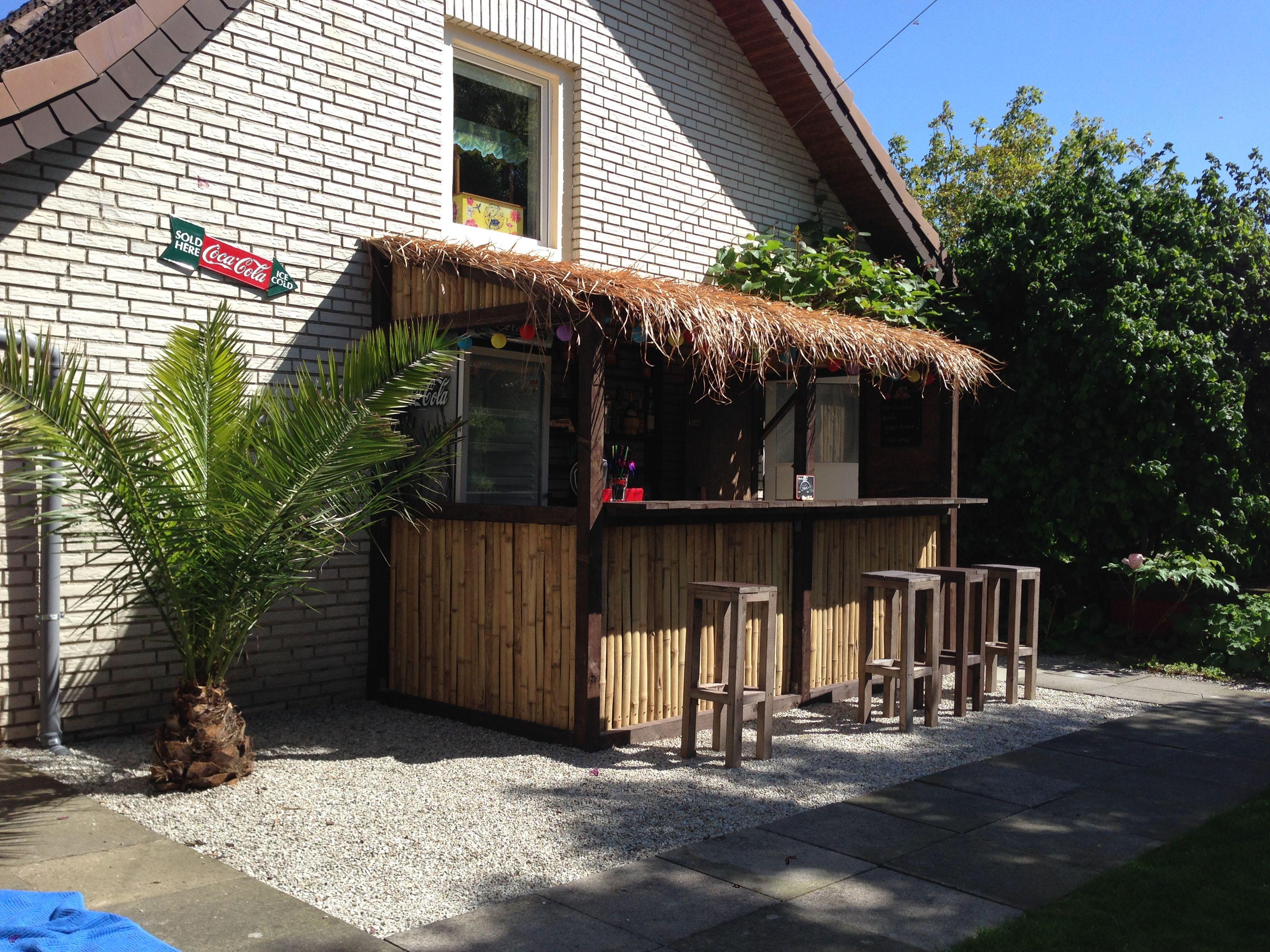 Bar Im Garten